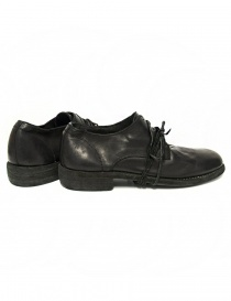 Guidi 992 black leather shoes price