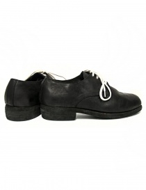 Guidi 112 black leather shoes price