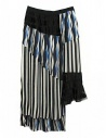 Gonna asimmetrica Kolor acquista online 17SCL SO3142 SKIRT