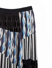 Kolor asymmetric skirt
