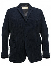 Mens suit jackets online: Haversack navy jacket
