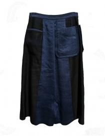 Gonna pantalone Rito colore navy prezzo