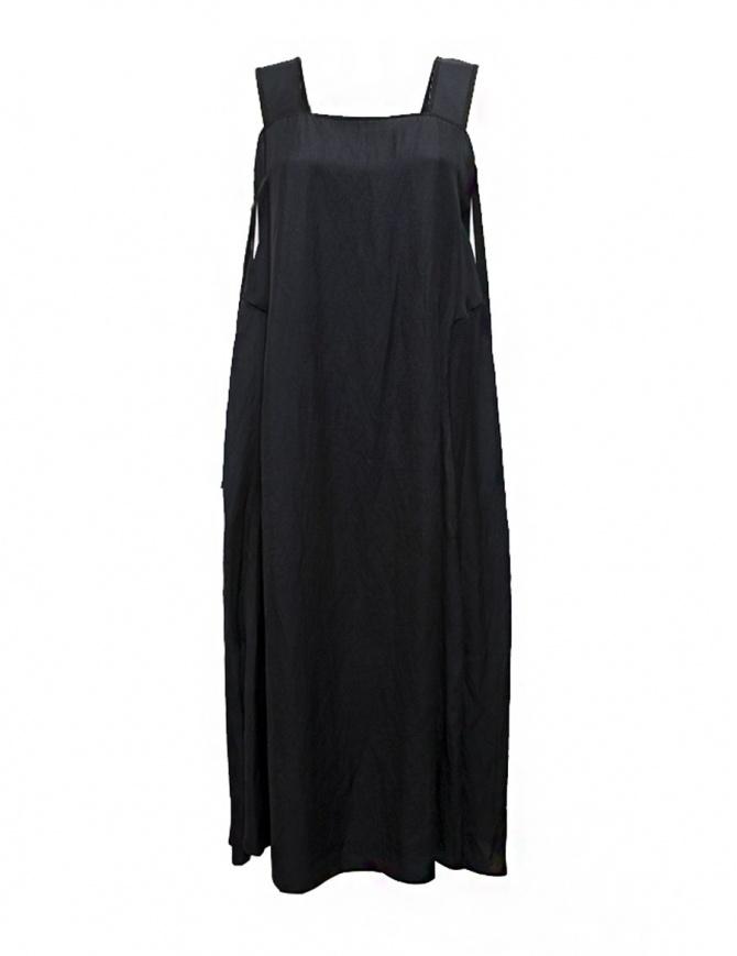 Rito navy sleeveless dress