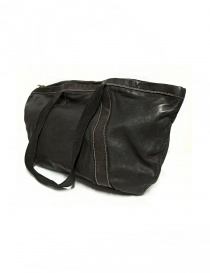 Guidi WK00 dark grey leather bag price