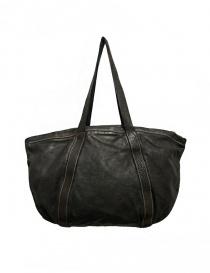 Borsa Guidi WK00 in pelle grigio scuro borse acquista online