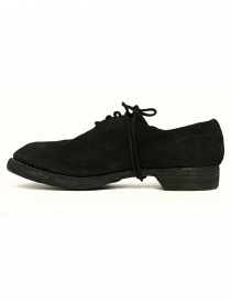 Guidi 5302N black leather shoes buy online