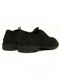 Guidi 5302N black leather shoes price