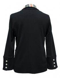 Hiromi Tsuyoshi navy jacket