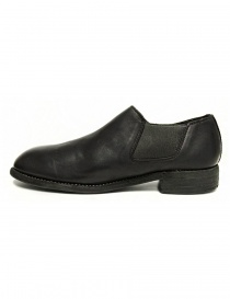 Guidi 990E black leather shoes buy online