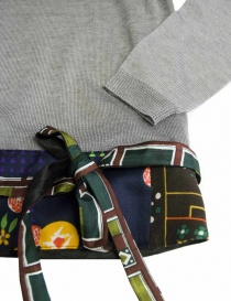 Hiromi Tsuyoshi light grey pullover price