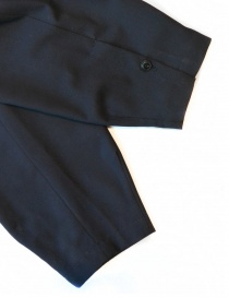 Kolor navy trousers with belt price