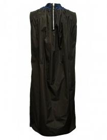 Kolor navy and brown dress