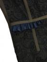 Kolor black blue brown embroidered dress 17SCL 001136 DRESS BLK price