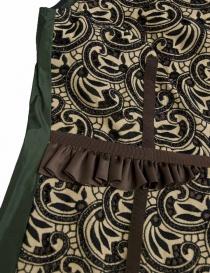 Kolor green and brown dress price