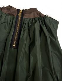 Abito Kolor fantasia marrone crema verde abiti donna acquista online