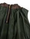 Abito Kolor fantasia marrone crema verde 17SCL 001136 DRESS A acquista online
