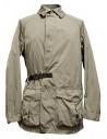 Giacca sahariana Kolor colore beige acquista online 17SCMC04107 COAT BEIGE