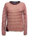 Hiromi Tsuyoshi stripes pullover buy online RS17-008-PULLOVER-RE