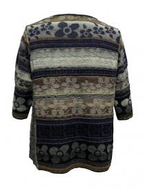 M.&Kyoko mixed silk pullover price