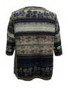 M.&Kyoko mixed silk pullover KAGH501W-PULLOVER price
