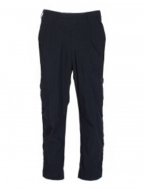 Mens trousers online: Kolor Beacon navy trousers