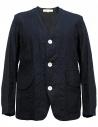 Haversack linen navy jacket buy online 871727A-59-JACKET