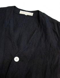 Haversack linen navy jacket price
