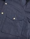 Camicia Haversack colore blu 821727-59-SHIRT prezzo
