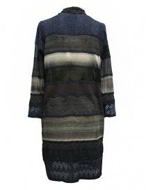 M.&Kyoko mixed silk and paper cardigan sweater price