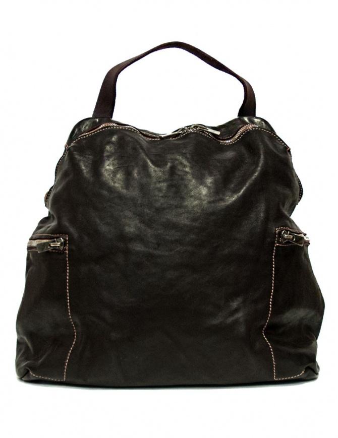 Guidi SA02 leather backpack
