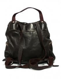 Zaino Guidi SA02 in pelle borse acquista online