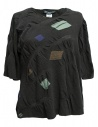 Pullover M.&Kyoko colore grigio acquista online KAGH585W-PULLOVER