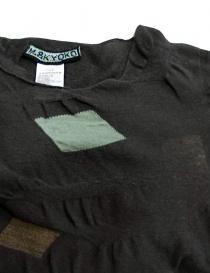 M.&Kyoko grey pullover price