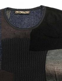 Pullover M.&Kyoko misto seta e carta prezzo