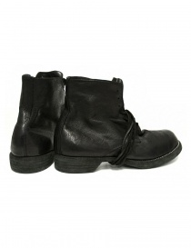 Guidi 5305N black leather ankle boots price