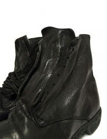 Guidi 5305N black leather ankle boots mens shoes buy online