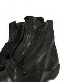 Stivaletto Guidi 5305N in pelle nera calzature uomo acquista online