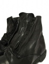 Stivaletto Guidi 5305N in pelle nera 5305N GOAT FG acquista online