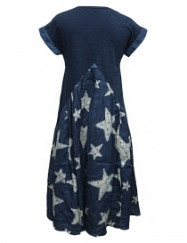 Kapital indigo star print dress buy online