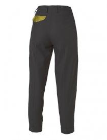 Pantalone a sigaretta Kolor colore grigio prezzo