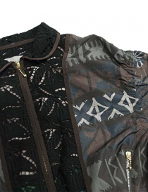Kolor printed bomber jacket buy online