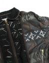 Kolor printed bomber jacket shop online womens jackets