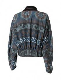 Kolor printed bomber jacket price
