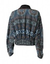 Kolor printed bomber jacket 17SPLG01106 GIACCA NAVY price