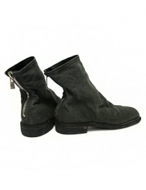 Guidi 986 Linen ankle boots buy online