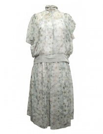 Kolor floral white dress 17SCL-O03139-DRESS
