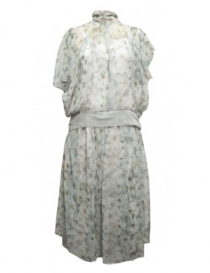 Kolor floral white dress