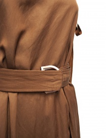 Rito brown sleeveless dress price