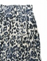 Sara Lanzi blue speckled skirt 05GCO04018P ANIMBLU price