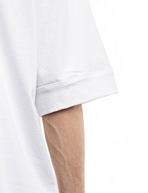 Camo Bucefalo white wide t-shirt price